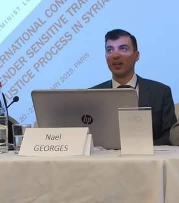 القطاع الامني في المنظومة الدستورية السورية -  د . نائل جرجس  ( بحث لصالح المنتدى القانوني السوري )