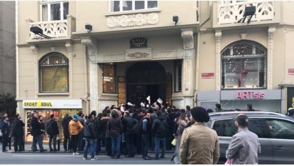اسطنبول: السفارة السورية تجاوزات بالجملة...هل تتدخل تركيا ؟ رأي قانوني للزميل حسام سرحان